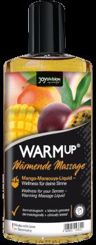 Joydivision WARMup Mango + Maracuya 150 ml