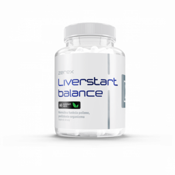 Zerex Liverstart Balance 60 kapsúl