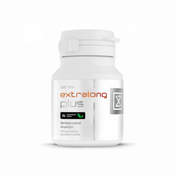 Zerex Extralong PLUS 36 kapsúl