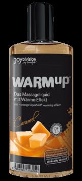 Joydivision WARMup Caramel 150 ml