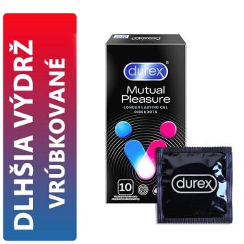 Durex Mutual Pleasure krabička SK distribúcia 10 ks