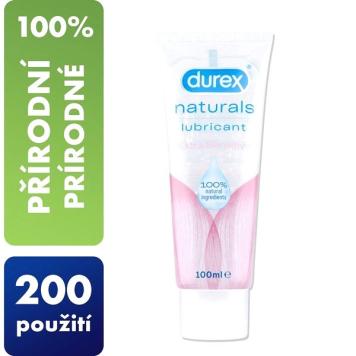 Durex Naturals Sensitive lubrikačný gél 100 ml