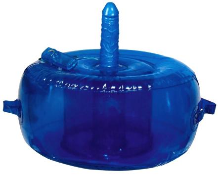 You2Toys Sit & Love erotické kreslo s vibrátorom Modrá