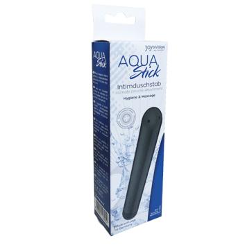 Joydivision AQUAstick análna sprcha nástavec Čierna