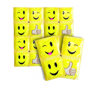 Pasante Smiley 100 ks