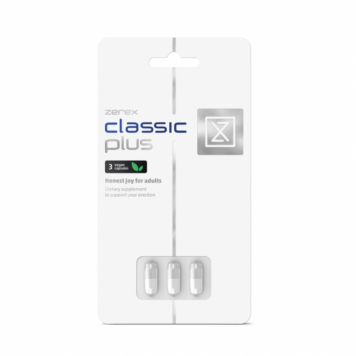 Zerex Klasik PLUS - vzorka 3 kapsuly