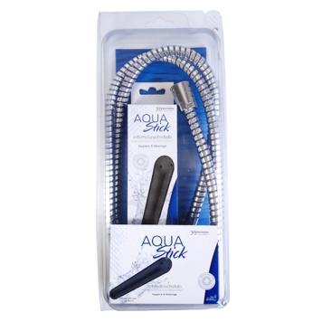 Joydivision AQUAstick análna sprcha komplet Čierna